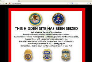This Takedown Notice That Appeared on Silk Road Today